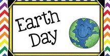 Teaching - Earth Day Ideas / Earth Day Ideas & Materials