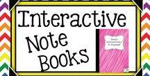 Interactive Notebooks {Gr.3-5} / Interactive Notebooks and Foldables of All Kinds! {Gr.3-5}
