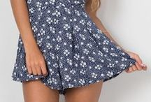 Blue Da Ba Dee Da Ba Du / For the Ustrendy girls looking for that perfect blue dress