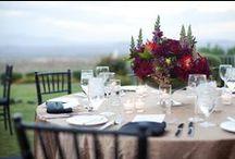 Burgandy Weddings