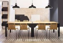 Great Interiors and Furniture / Contemporary furniture and lighting in beautiful settings.