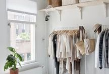 + wardrobe ideas / Closet ideas I can't seem to get over.