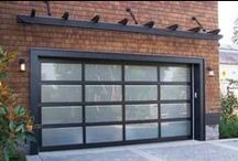 Garage Doors / Garage doors come in a variety of styles and really add to your home's curb appeal Check out the variety of garage doors we've used in projects across Northern Colorado, and ideas we've pinned from across the country.