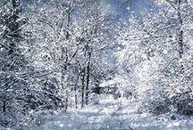 LET IT SNOW / LET IT SNOW winter mood pictures
