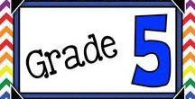5th Grade Everything! / Everything 5th Grade!