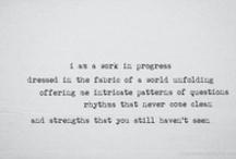 Word World. / by Olivia Brey