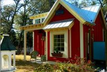 Tiny houses/Creative Buildings / by Sharon Carpenter