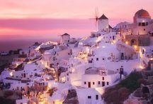 Places I'd Love To Go / by Tara Jackovino