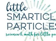 Little Smarticle Particles Resources / Hands on math and science activities and resources for 2nd, 3rd, and 4th grades.