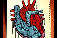 Anatomical hearts