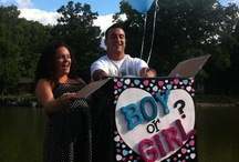 Baby gender reveal / by kathryn young