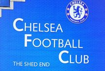 Chelsea Football Club / Because Blue Is The Colour