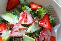 eat healthy. / eating right makes you feel ten times better  / by Allison Tagge