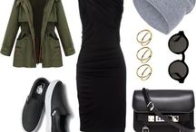 Outfit Ideas / #Outfit Ideas #OOTD #OOTN #Fall #Winter