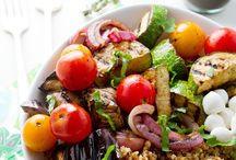 Salads & Quinoa