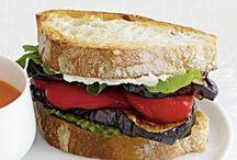 Sandwiches, Burgers & Wraps