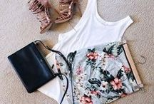 summer must haves  / by Allison Tagge