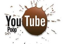 YTPS / youtube poop: Because Youtube is where the poop is