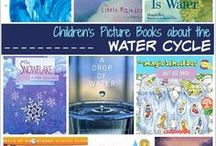 Water Cycle / Hands-on water cycle activities, foldables, and anchor charts, etc...for the elementary classroom!