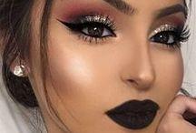Makeup / Makeup, lipstick, lipsticks, mascara, eyeshadow, makeup tutorial, makeup ideas, summer makeup looks, fall makeup looks, makeup looks