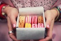 Sweets & cakes... / Colorful and sweet please.... / by Roses on my pillow