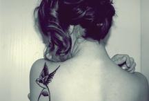 tattoo ideas / by Mirit Kerman