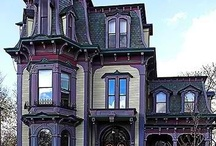 Victorian dream homes / Someday I will have one...... / by Marlene Whelan