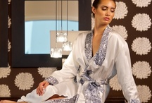 SoffiaB - a little luxury in the bedroom / www.soffiab.com - welcome to our limited edition collections of luxury silk robes & dressing gowns.  Exclusively made in the Garment District where we combine the best of British bedroom expertise with New York's finest craftmanship  - Look Gorgeous, Feel Fabulous! / by SoffiaB