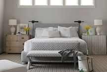 Benjamin Moore Colors / Walls painted Benjamin Moore- to inspire us and give confidence in a color choice!