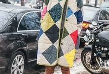 quilts / Modern quilting