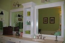 Bathroom ideas / by Trisha Broom