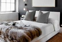 Beautiful bedrooms / Only the best bedrooms that inspire me
