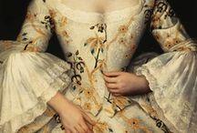 1700's Fashion / by Regency Regalia