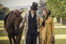 Regency/Early Victorian Era Movie stills / Jane Austen movies/TV series, Little Dorrit, Cranford, Austen Related movies and The Young Victoria / by Regency Regalia