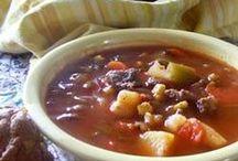 Soup recipes / by Trisha Broom