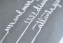 invitations / by Kristie Rumble