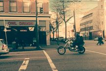 moto / choppers hotrods and such...