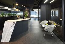 INTERIORS : COMMERCIAL OFFICE