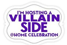 My #DisneySide @ Home Celebration ~ #DisneyVillains / So happy to have been chosen to host a #DisneySide @ Home Celebration!! Can't wait to see what goodies are in my Disney Villain party kit! #DisneyVillains