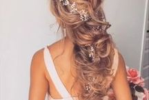 Beauty | Hair Inspiration / Celebrity and blogger worth hair styles // Follow me on www.time2gossip.co.uk