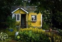 Mein Garten - mein Traum / Den Traum von einem eigenen Gartengrundstück habe ich mir im Sommer 2015 erfüllt. So weit, so gut. Nun gilt es dieses Grundstück in den Garten meiner Träume zu verwandeln.