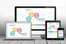 Diseño de páginas web / Diseño de páginas web. Diseño y programación con Wordpress o a medida con HTML, CSS y Javascript.