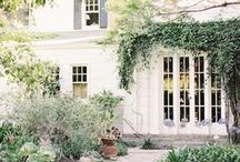 Exquisite Exteriors / It's all about the curb appeal.