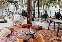 Trend | Moroccan Mood / Add some Moroccan flair to your style with this Spring 2018 trend. Moroccan patterns and artisan crafted home accessories will give your space a comforting, well traveled look while remaining elegant, richly fine and full of bold character.  Browse the trend: http://bit.ly/2FtYsrA