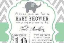 Baby Shower ideas / by Samantha Kimball