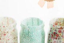 Craft Ideas / by Mandy Mendoza
