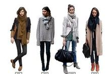 fashion inspiration::style / by Anastasia Dolotov