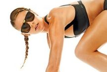 fitness inspiration / by Anastasia Dolotov