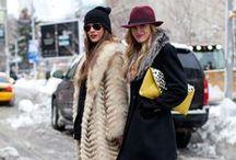 fashion inspiration::fall&winter / by Anastasia Dolotov
