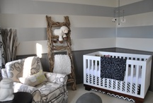 Nurseries / by The Mirror and the Drape Design